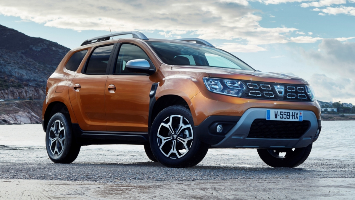 New Renault Duster 2019 46