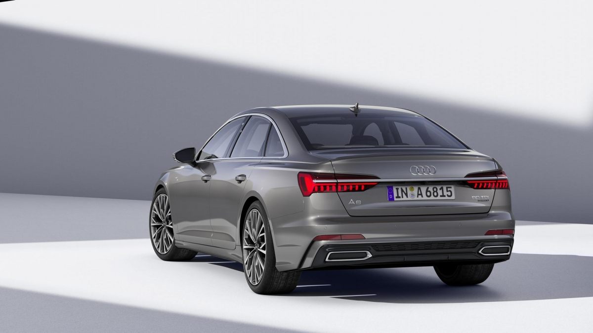 2019 audi a6 price starts at 58 900 features lots of advanced tech. Black Bedroom Furniture Sets. Home Design Ideas