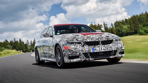 2019 BMW 3 Series G20 test 00