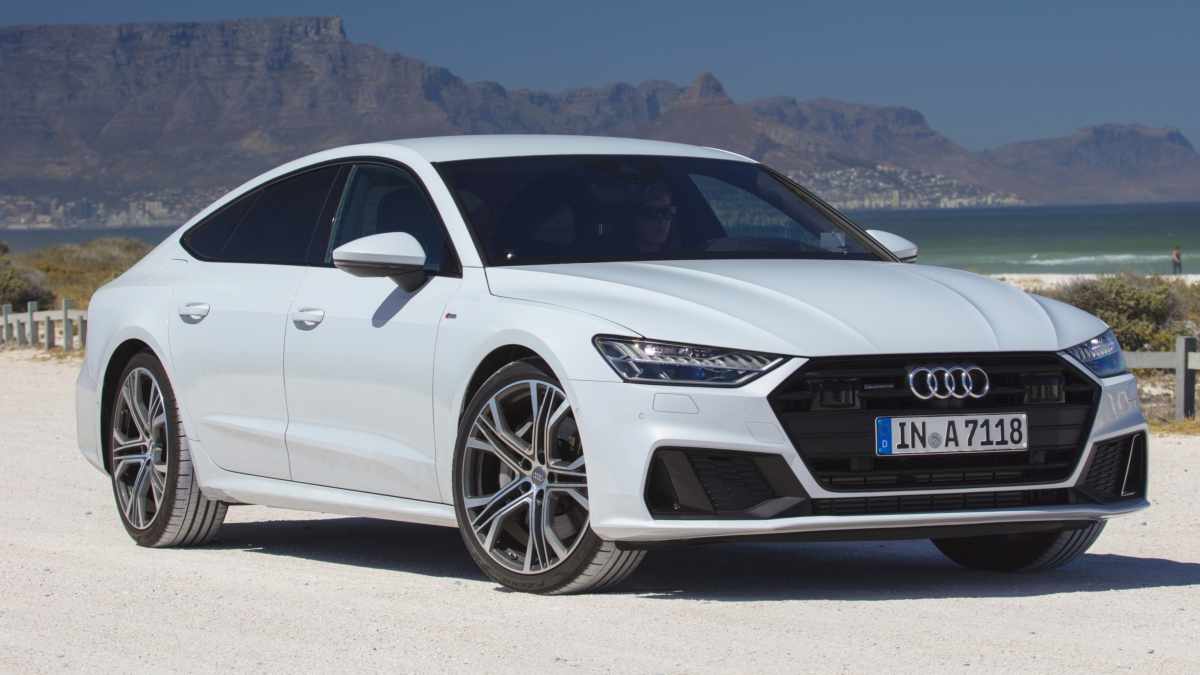 Audi A Price - Audi s7 msrp