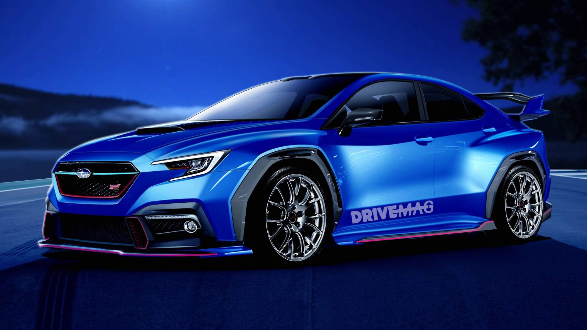 Flipboard: 2020 Subaru WRX STI should definitely look like ...