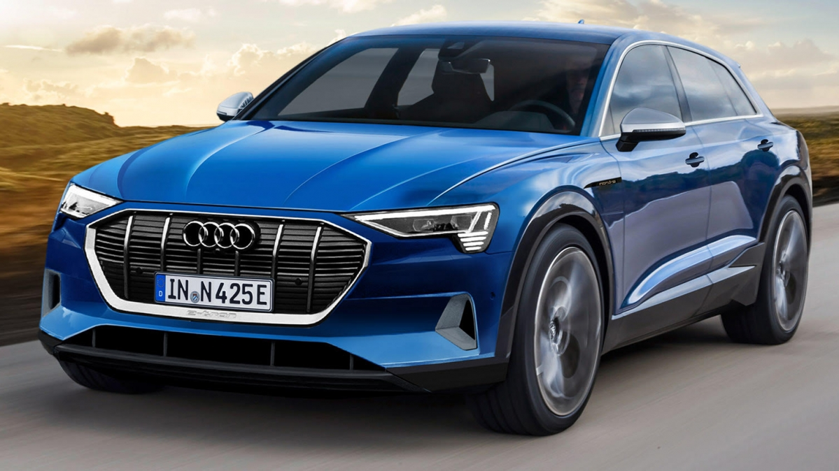 Etron Audi