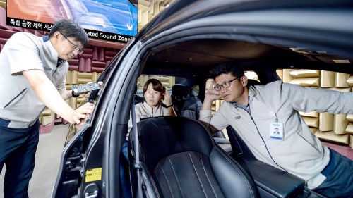 Hyundai Separated Sound Zones SSZ technology 01