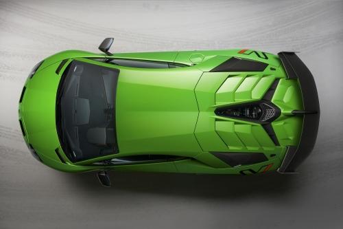 Lamborghini Aventador SVJ 09