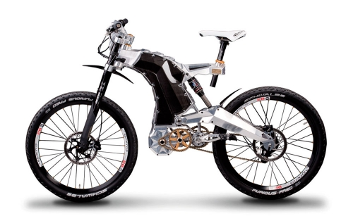 M55 Terminus Electric Bike
