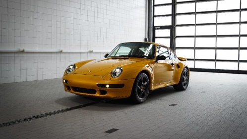 Porsche Project Gold 993 Turbo 08
