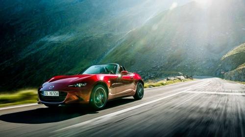 cropped 2019 Mazda MX-5 23 Transfagarasan Experience
