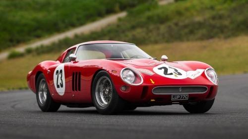 1962 ferrari 250 gto auction 1