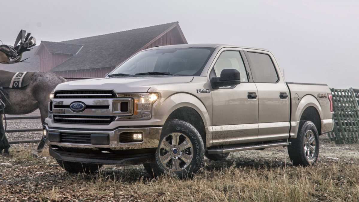 ford to recall 2 million f 150 trucks. Black Bedroom Furniture Sets. Home Design Ideas