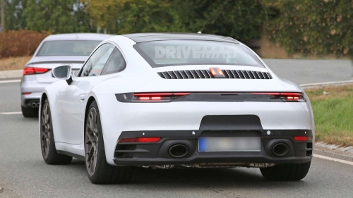 2019 porsche 911 992 07 spy photos
