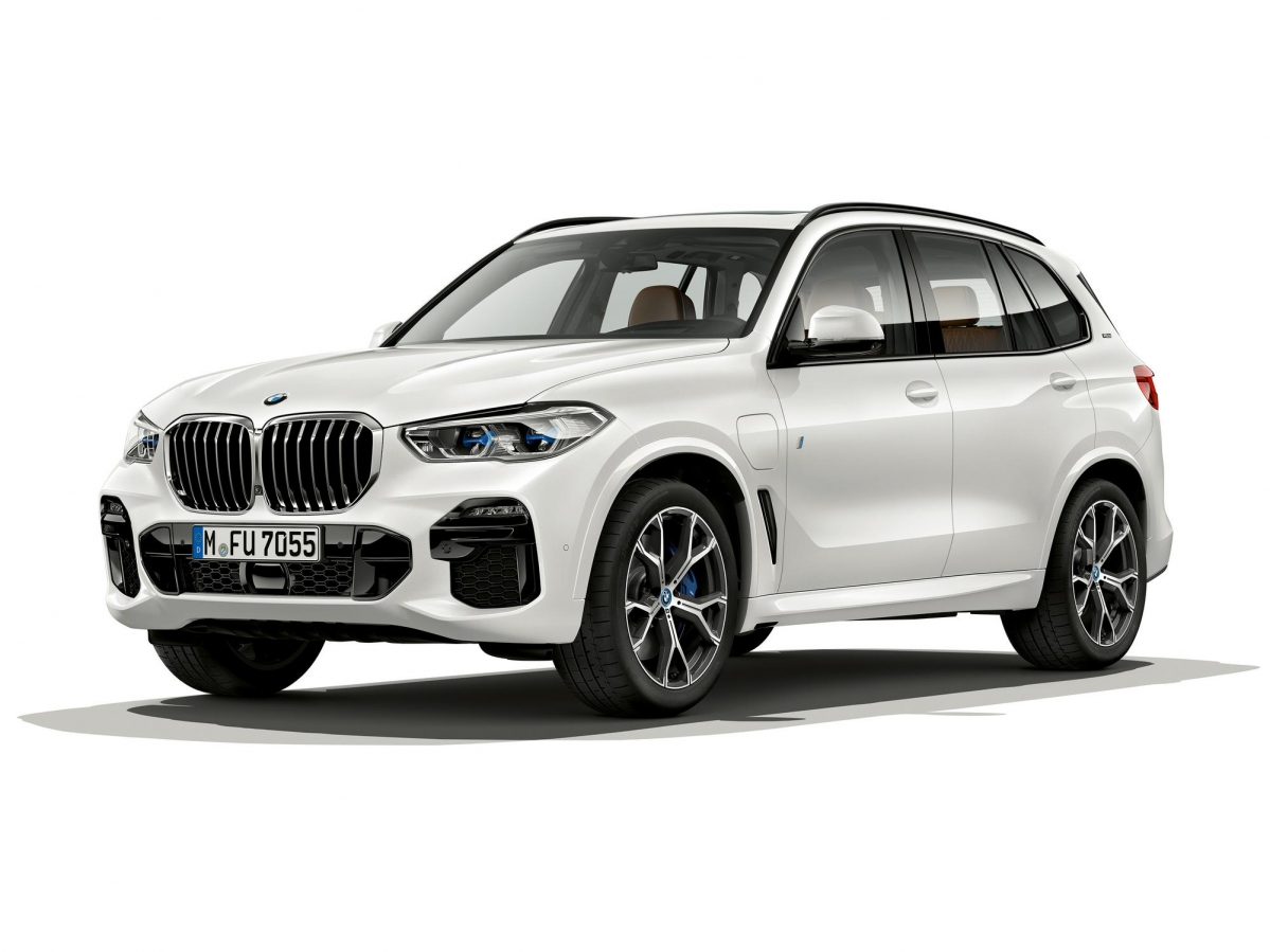 2019 BMW X5 XDrive45e Plug-in Hybrid Specs And Images