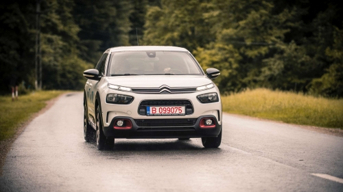 Citroen C4 Cactus review 9