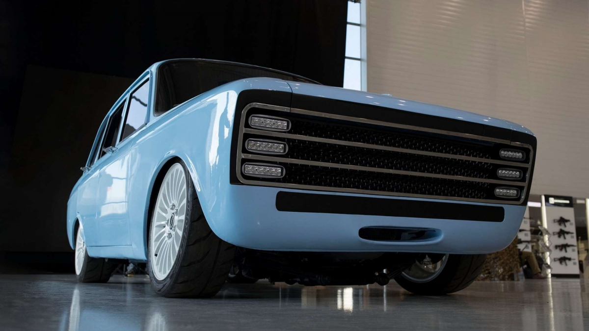 Is Kalashnikov Dead Serious With Its Cv 1 Electric Car