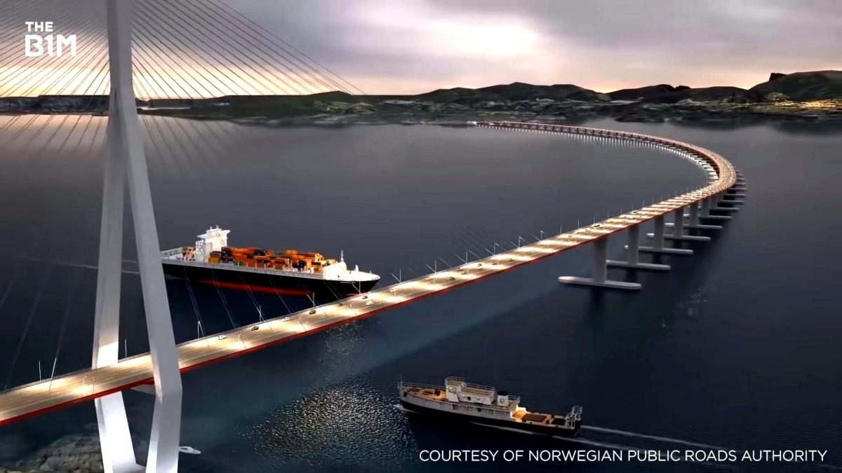 Norway Will Spend 47bn To Create 1 100 Km Long Coastal