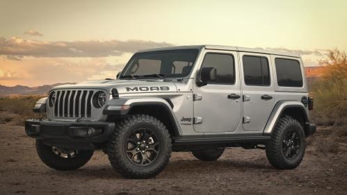 jeep wrangler moab edition