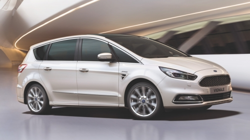 2018 ford s-max