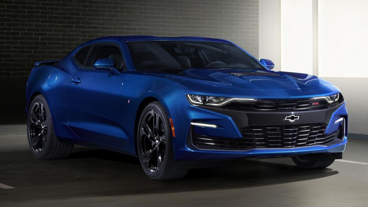 2019-Chevrolet-CamaroSS