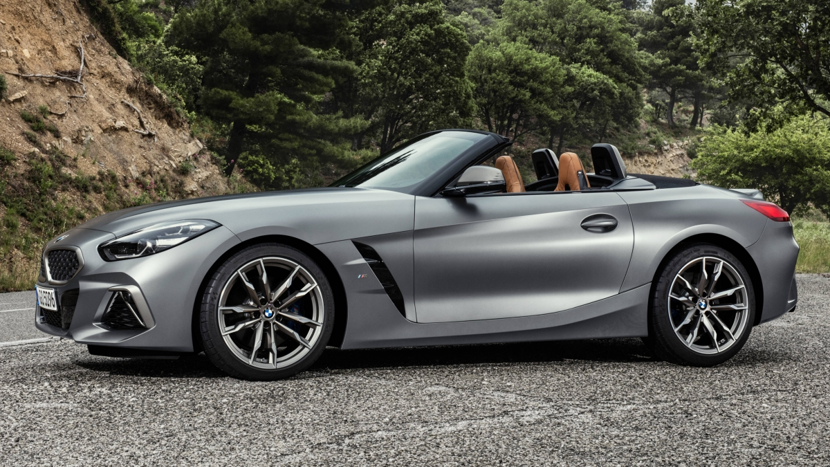 2019 bmw z4 roadster detailed specs equipment price. Black Bedroom Furniture Sets. Home Design Ideas