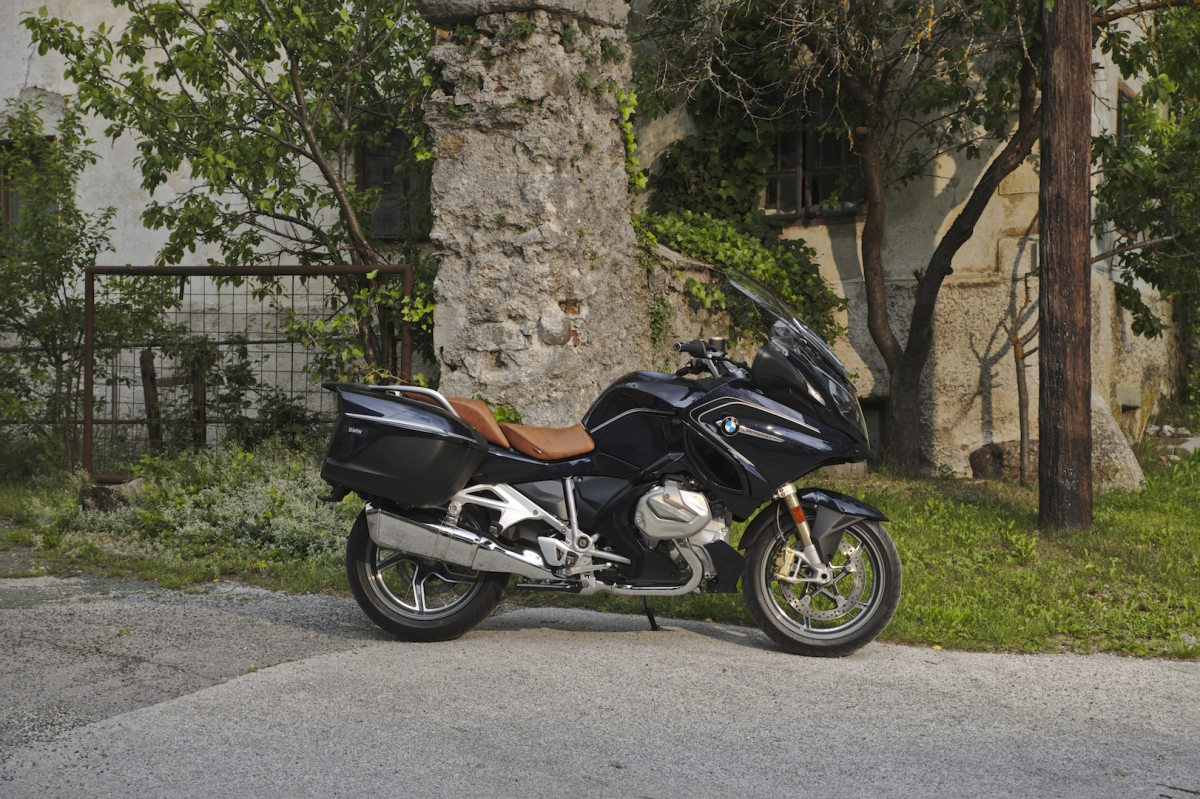 Meet the new BMW R1250GS & R1250RT: 136 HP and 143 Nm