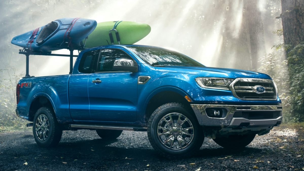 New 2019 Ford Ranger Pickup Is Almost Ready For Production