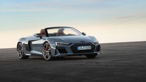 Audi R8 facelift (2019) 18