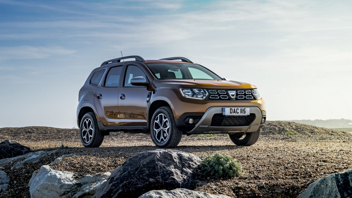 dacia introduces new 1 3 tce 130 gpf and 150 engines on duster. Black Bedroom Furniture Sets. Home Design Ideas