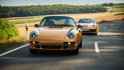 Porsche 993 Turbo Project Gold 02