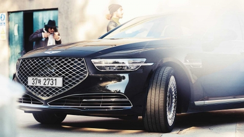 2019 Hyundai Genesis G90 facelift 05