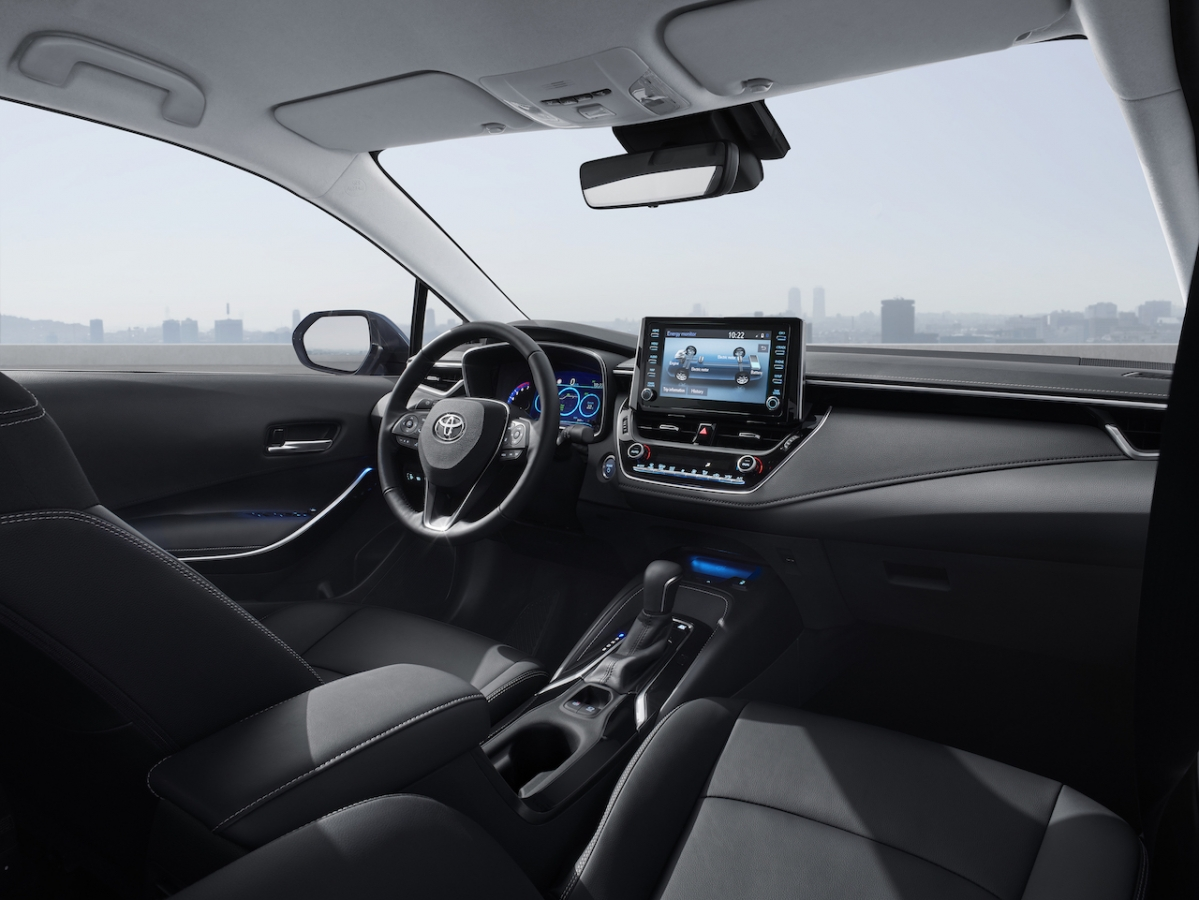 2019 Toyota Corolla Sedan This Is It