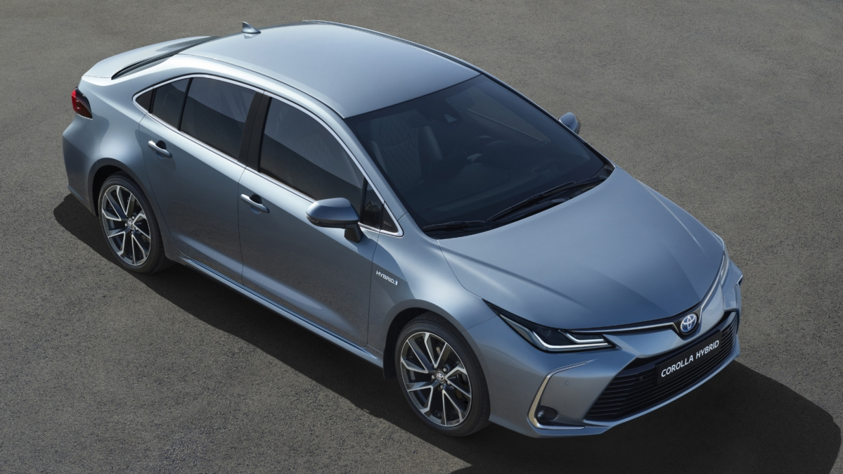 2019 Toyota Corolla Sedan This Is It