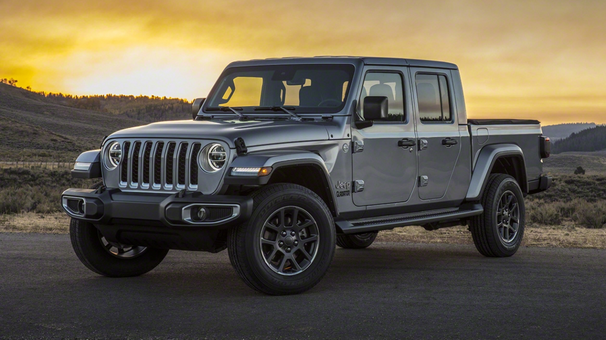 Bmw Pick Up Truck >> 2020 Jeep Gladiator pickup truck: this is it, folks!
