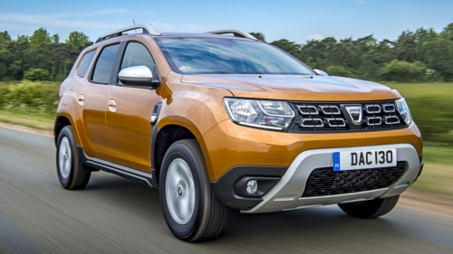 dacia news car files test drives drivemag. Black Bedroom Furniture Sets. Home Design Ideas