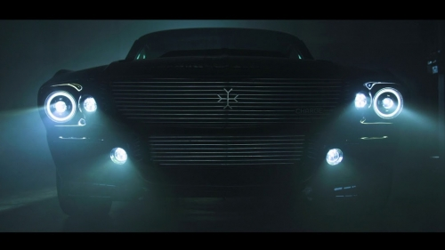 electric mustang