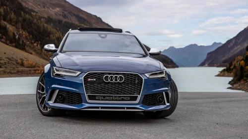 2018 Audi RS6 Avant Performance 01