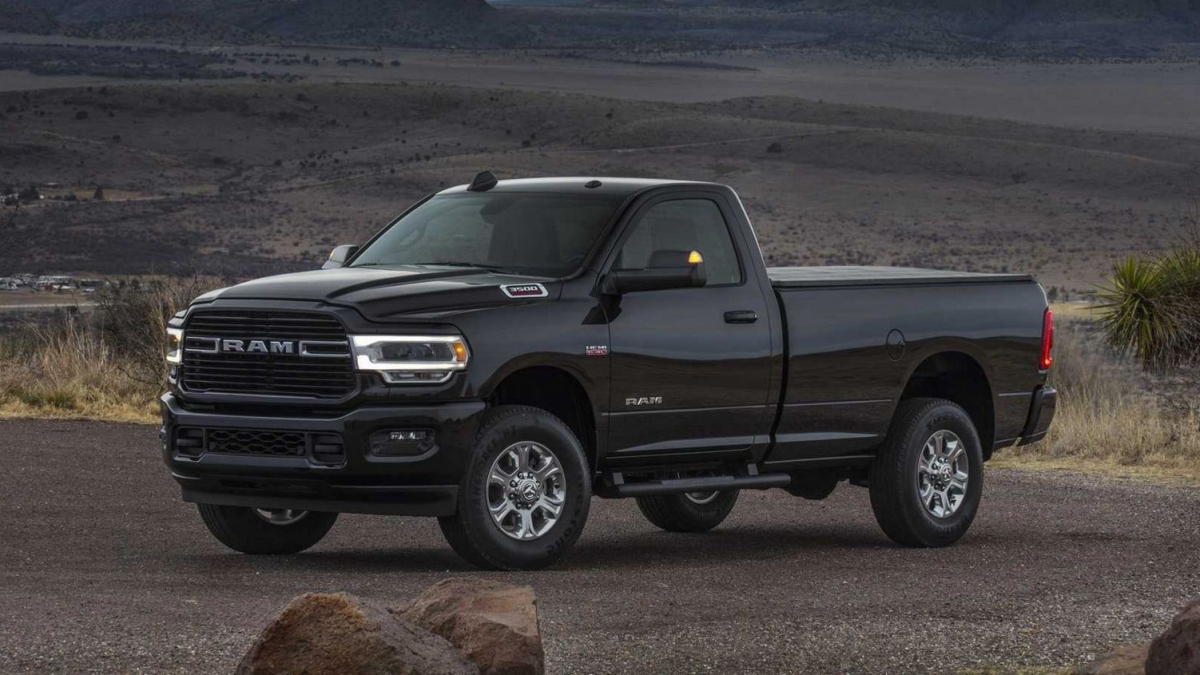 All-new 2019 Ram Heavy Duty is a towing monster