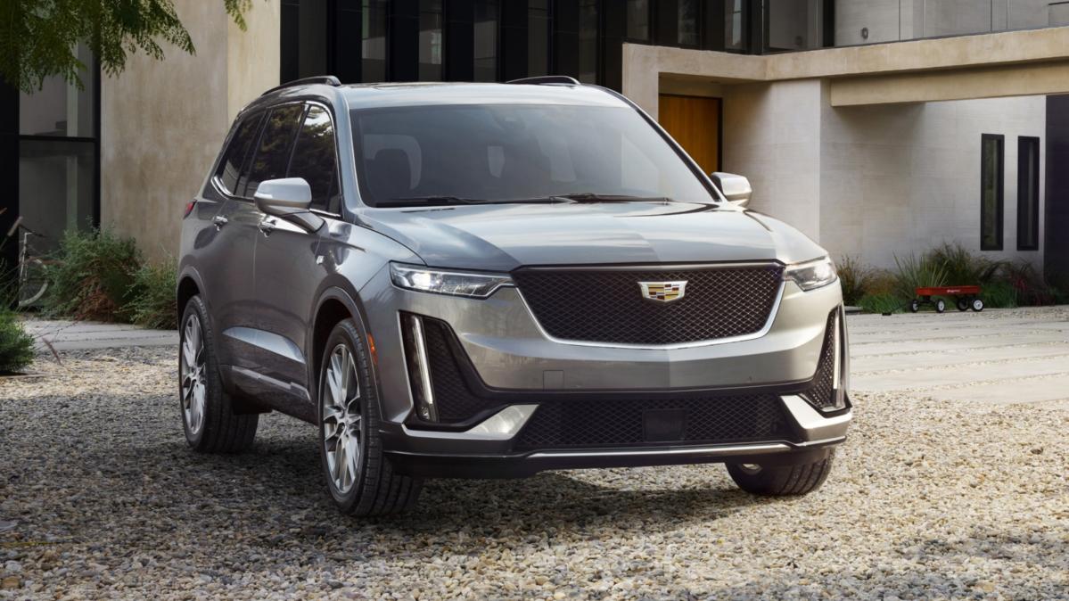 NAIAS 2019: Cadillac XT6 debuts with three rows of seats, V6 engine