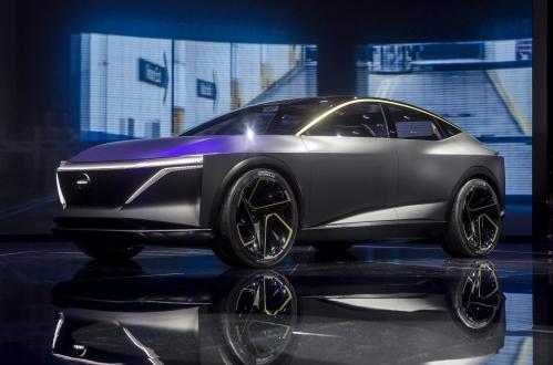 Nissan IM Sport Sedan Concept