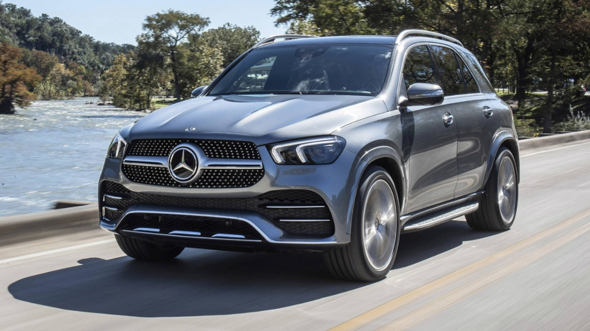 Mercedes Benz Gle To Offer Three Diesel Versions In Europe