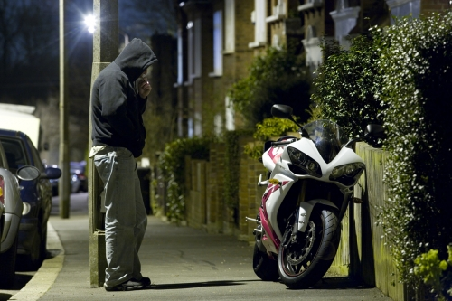 moto thieves