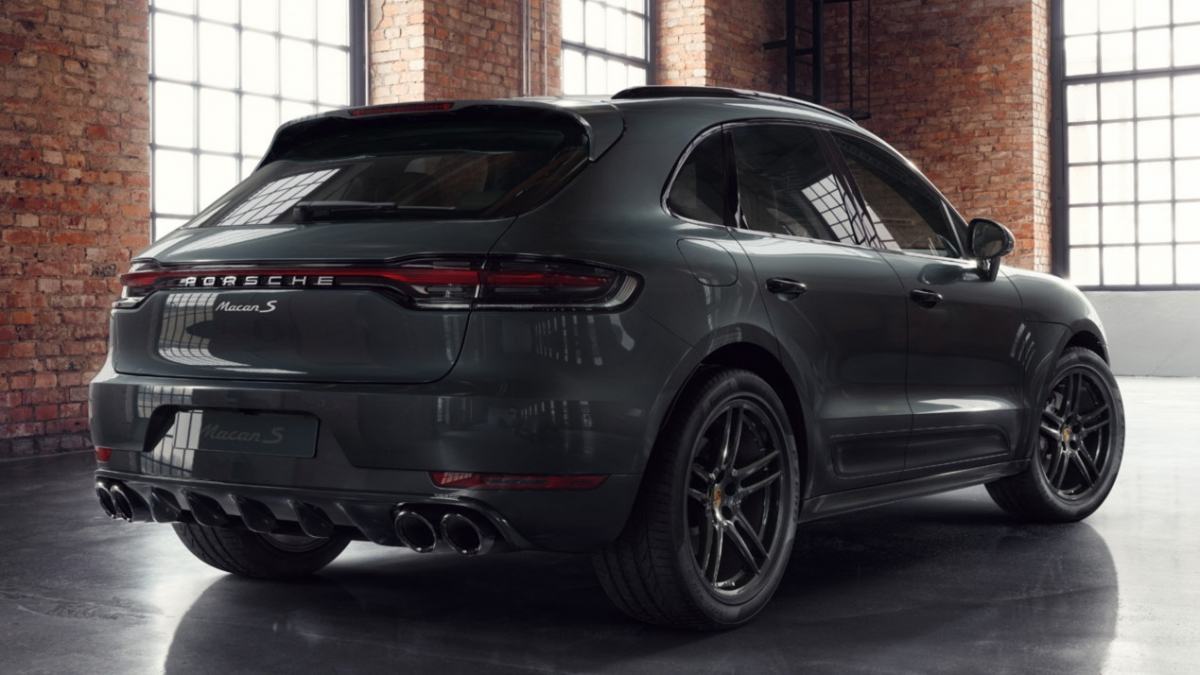Don Wood Toyota >> Porsche Exclusive Manufaktur infuses extra style into the ...