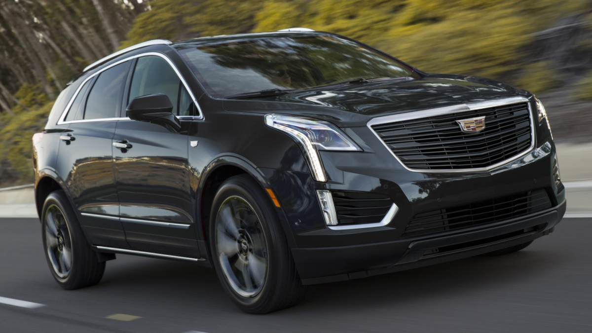 2019 cadillac xt5 coins sporty ish outfit not much else. Black Bedroom Furniture Sets. Home Design Ideas